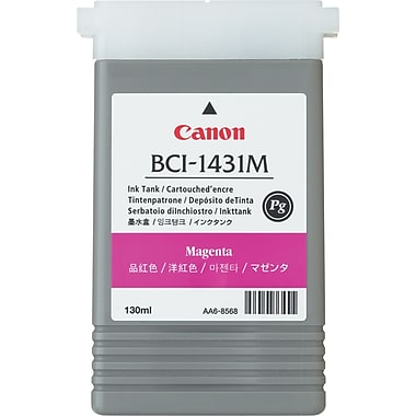Canon BCI-1431M Magenta Ink Cartridge