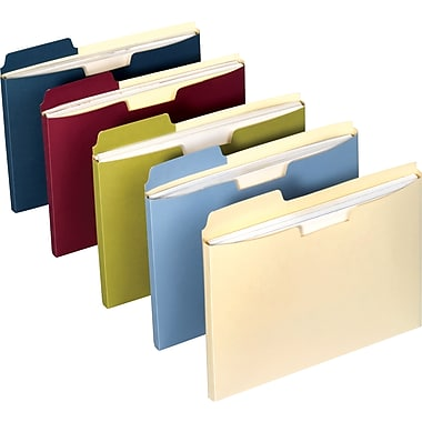 Staples® File Folder Jackets