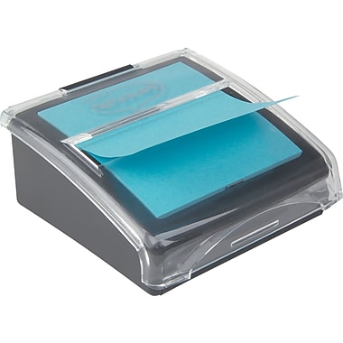 Staples® Stickies™ 3in. x 3in. Pop-Up Note Dispenser