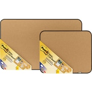 Post-it® 22 x 18 Sticky Cork Board