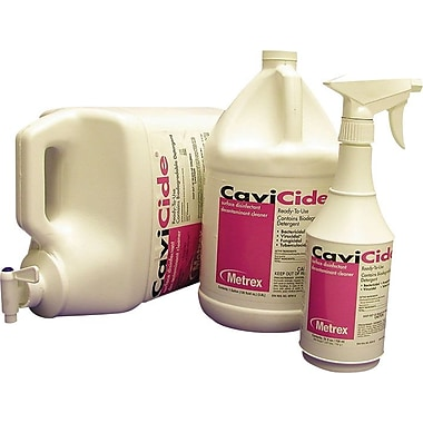 Unimed Cavicide Disinfectant Cleaner, 2.5 gallon