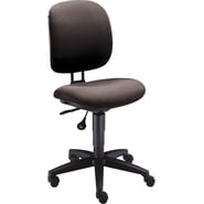 HON ComforTask Computer Chair for Office and Computer Desks, Gray Fabric