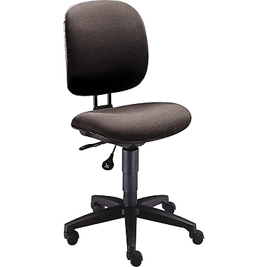 HON Comfortask® Multi-Task Fabric Swivel/Tilt Chair, Dark Gray