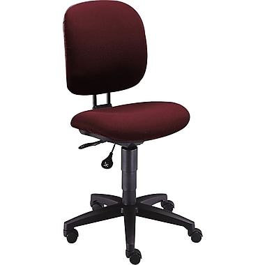 HON Comfortask® Multi-Task Fabric Swivel/Tilt Chair, Burgundy
