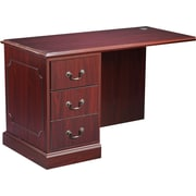 HON® 94000 Series, Left Return, Mahogany