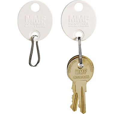 MMF Industries™ Plastic Oval Key Tags