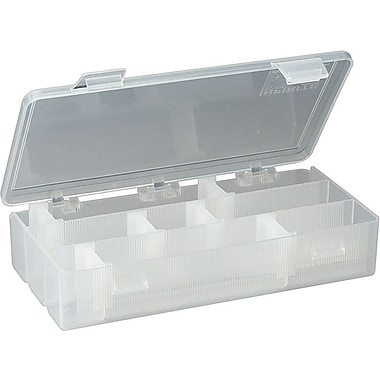 Unimed Infinite Divider Storage Boxes, 6-12 Compartments