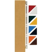Unimed Exam Room Triangular Signal Flags, Primary Colors, 8 Flags