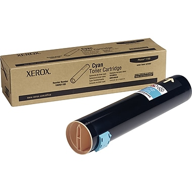 Xerox® 106R01160 Cyan Toner Cartridge for Phaser 7760