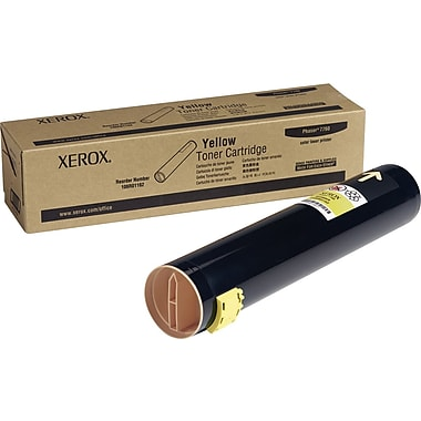 Xerox® 106R01162 Yellow Toner Cartridge for Phaser 7760
