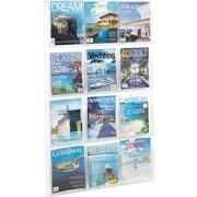 Safco Reveal Displays, 12 Magazine