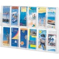 Safco Reveal Displays, 12 Pamphlet