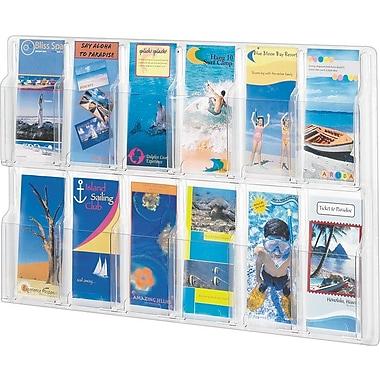 Safco Reveal Displays, 12 Pamphlet