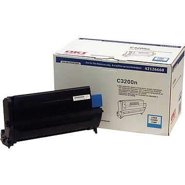 Okidata 42126660 Cyan Drum Cartridge