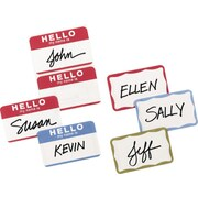 Avery® Print-or-Write Name Badges