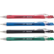 Staples Sonix™ Retractable Ballpoint Pen, Medium Point, Assorted, 4/Pack (13025-CC)