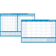 AT-A-GLANCE® Recycled 30/60 Day Undated Horizontal Erasable Wall Planner (PM233-28)