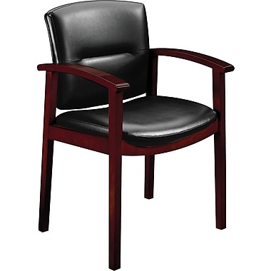 HON® Park Avenue Collection® 5000 Series Leather Guest Chairs
