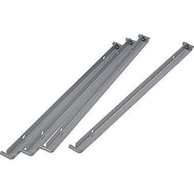 HON Front to Back Lateral File Rails, 30in. and 36in. models