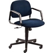 HON Solutions Seating Mid-Back Computer Chair for Office or Computer Desk, Blue