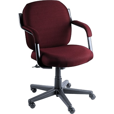 Global® Commerce Series Low-Back Rhapsody Fabric Chair