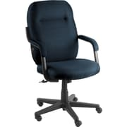Global ® Air Support Series Executive High-Back Chair, Blue
