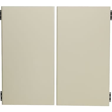 HON 38000 Series, 60in. Flipper Doors, Putty
