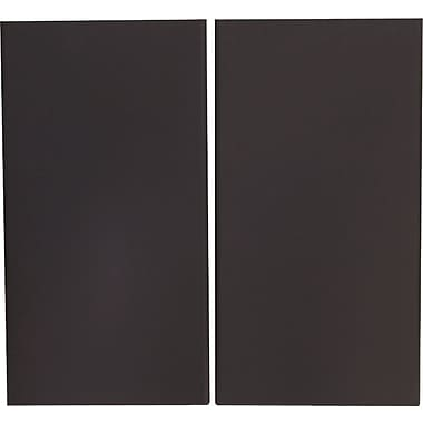 HON 38000 Series 60in. Flipper Doors, Charcoal