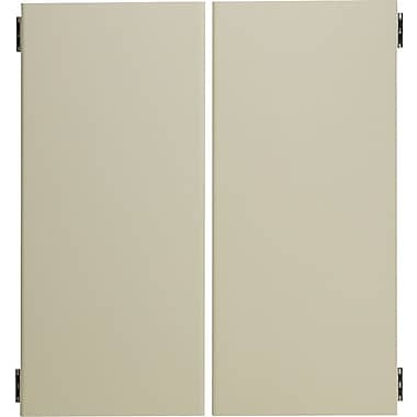 HON 38000 Series, 72in. Flipper Doors, Putty