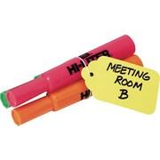 """Avery® Yellow Marking Tags, 2 3/4"""" x 1 11/16"""", 100/Box"""