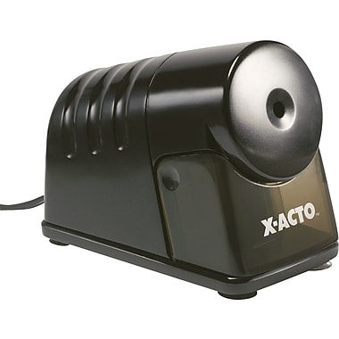 X-ACTO Powerhouse 1799 Electric Pencil Sharpener Black