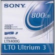 Sony 400/800GB LTO Ultrium 3 Data Cartridge