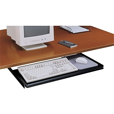 Bush Universal Keyboard Shelf- Black