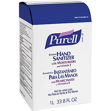 Purell® Hand Sanitizer Refill, 1,000 ml.