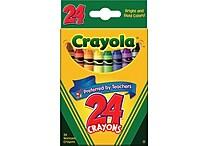 Crayola® Crayons, 24/Box
