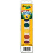Crayola Washable Watercolors, 8-Color Set