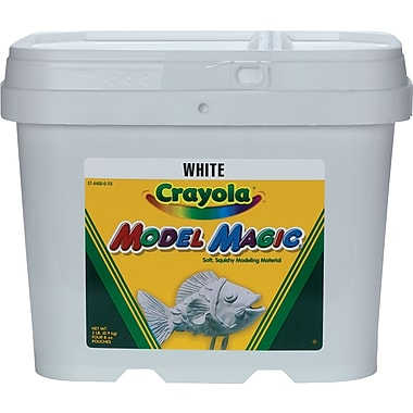Crayola® Model Magic®, White, 4/Pack