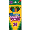 Crayola® Colored Pencils, 24/Box