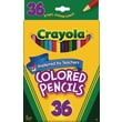 Crayola® Colored Pencils, 36/Box