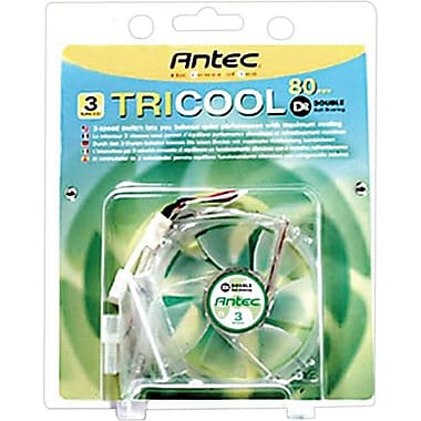 Antec 80mm TriCool DBB Fan