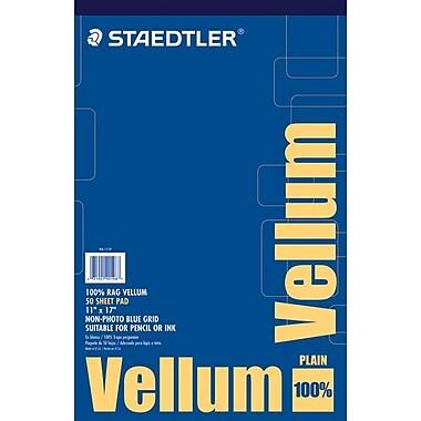 Staedtler® 100% Vellum Tracing Paper, 11