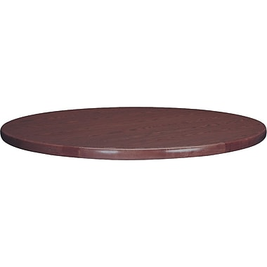 Iceberg OfficeWorks 36in. Round Table Top, Mahogany