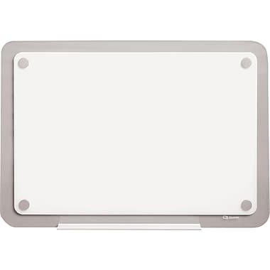 Quartet® iQ® Total Erase Dry-Erase Board with Translucent Frame, 49in. x 32in.