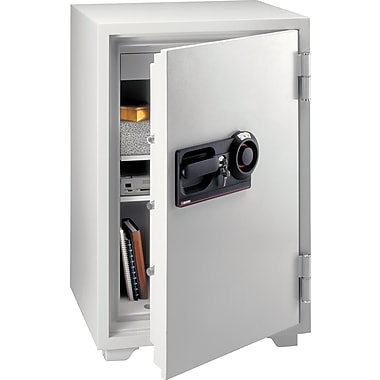 Sentry&reg Safe Fire-Safe&reg 4.6 Cubic Ft. Capacity Security Safes