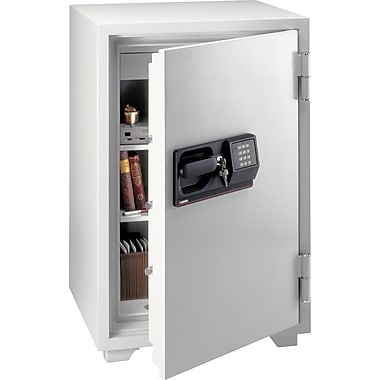 Sentry&reg Safe Fire-Safe&reg 4.6 Cubic Ft. Capacity Digital Security Safe with Premier Delivery