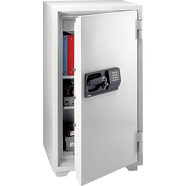Sentry&reg Safe Fire-Safe&reg 5.8 Cubic Ft. Capacity Digital Security Safes