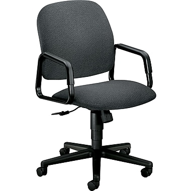 HON Solutions Seating High-Back Office Chair for Office or Computer Desk, Gray