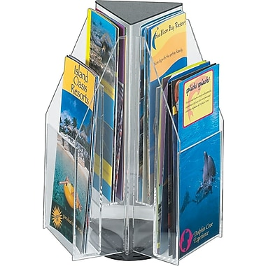 Safco® Reveal Pamphlet Tabletop Display