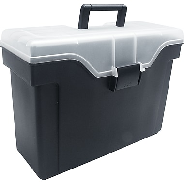 Staples Handy File Box, Legal Size