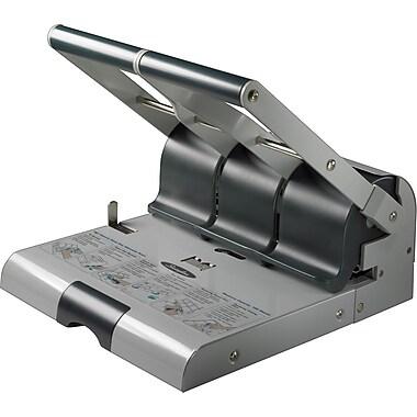 Swingline® 650 Super Heavy-Duty Adjustable 2- or 3-Hole Punch, 160-Sheet Capacity